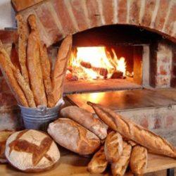 Печка для выпечки хлеба в домашних условиях