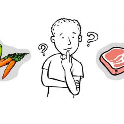 Как стать вегетарианцем – делайте осознанный выбор