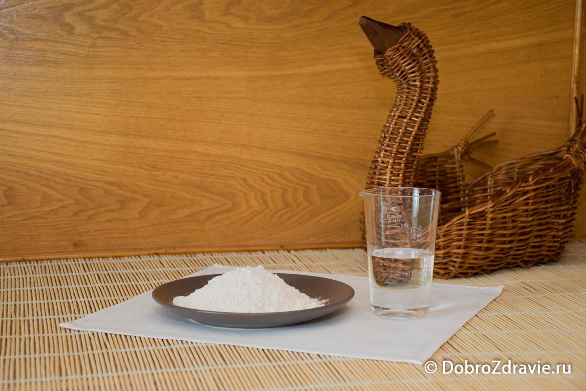 Ржаная закваска для домашнего хлеба - шаг 1
