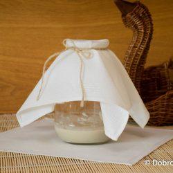Ржаная закваска для домашнего хлеба