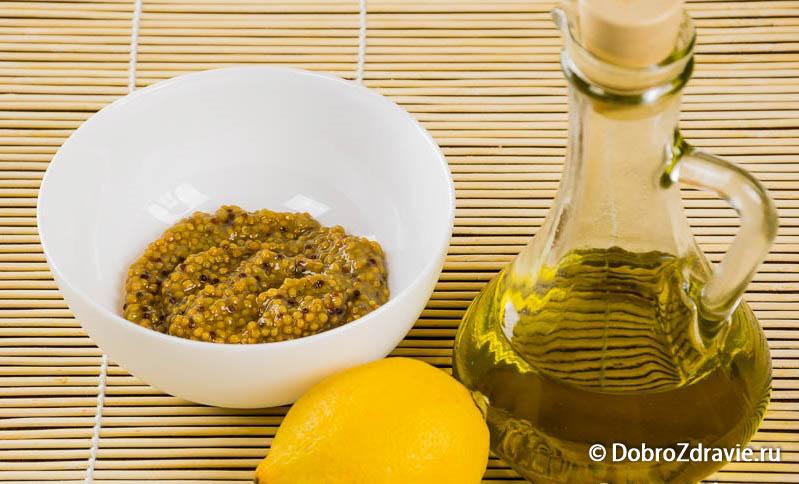Соус из оливкового масла - вегетарианский рецепт приготовления с фото