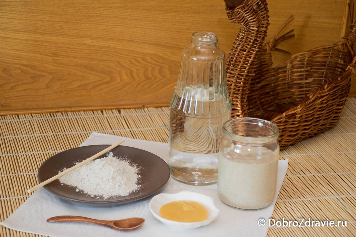 Домашний ржаной квас на закваске - рецепт приготовления с фото в домашних условиях