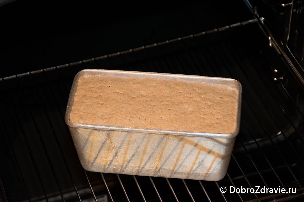 Домашний ржаной чёрный хлеб на закваске – пошаговый рецепт приготовления с фото