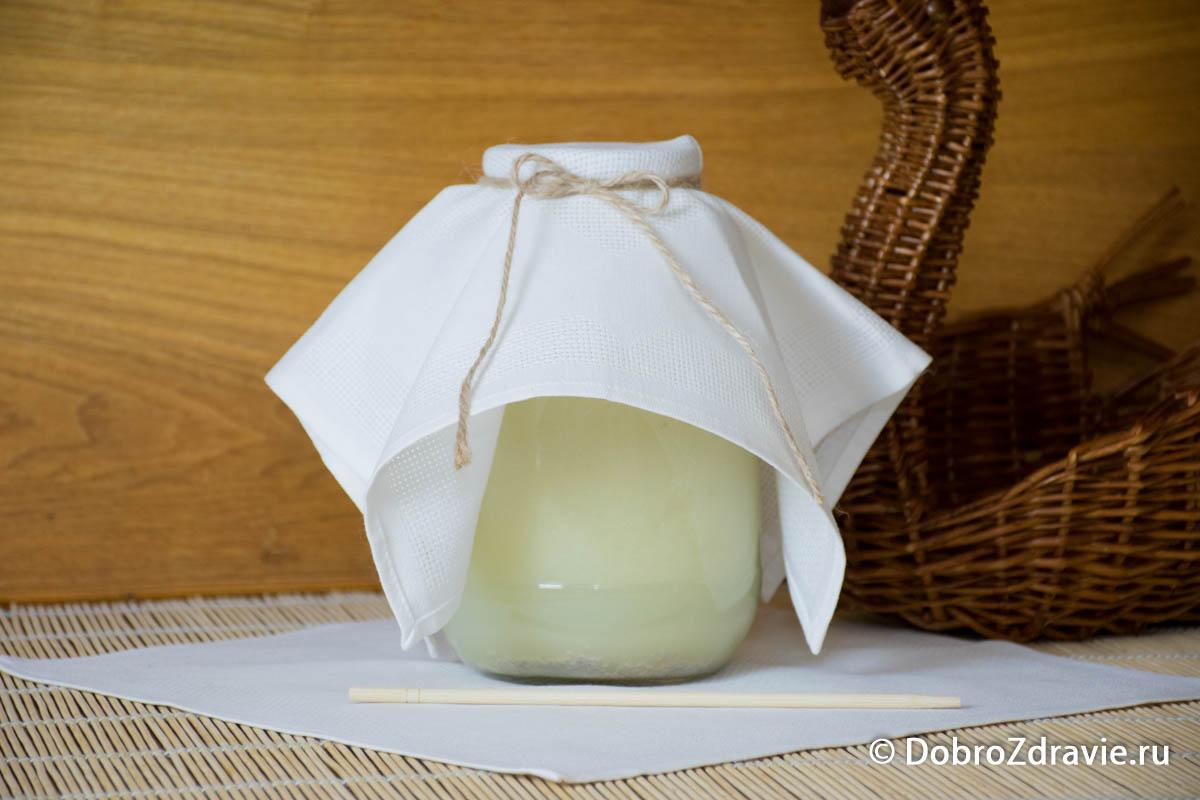 Капустный квас на закваске в домашних условиях – рецепт приготовления с фото, польза и полезные свойства