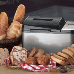 Хлебопечка (хлебопечь) для выпечки домашнего бездрожжевого хлеба