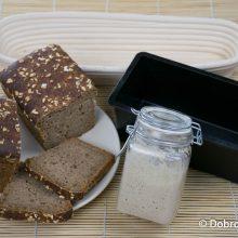 Этапы приготовления хлеба