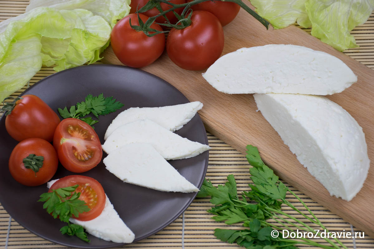 Сыр из молока (панир) в домашних условиях – пошаговый рецепт приготовления с фото