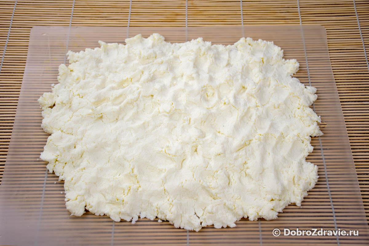 Домашний мягкий творожный сыр – пошаговый рецепт приготовления с фото
