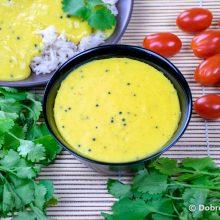 Кадхи – соус из нутовой муки