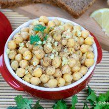 Чанна масала — вкусный нут со специями