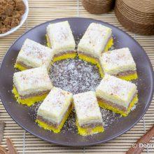 Сандеш — индийский творожный десерт