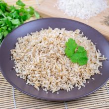 Масала бхат — вкусный пряный рис на воде
