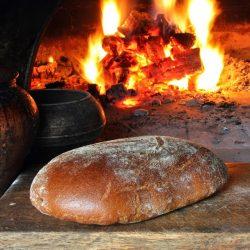 Что такое подовый хлеб – печём в духовке на закваске