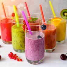Смузи — напиток для здоровья