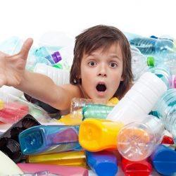 Вред пластика для человека: фталаты, бисфенол А, формальдегид, диоксин; вред для окружающей среды